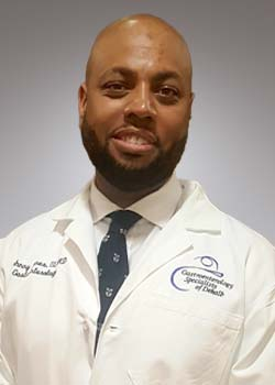 Johnny Jones, MD of Gastroenterology Specialists of Dekalb