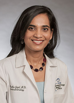 Kavitha Goapl, MD of Gastroenterology Specialists of Dekalb