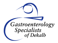 Gastroenterology Specialists of Dekalb logo for print